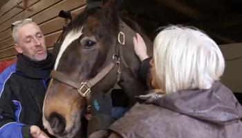 Rhonda and horse